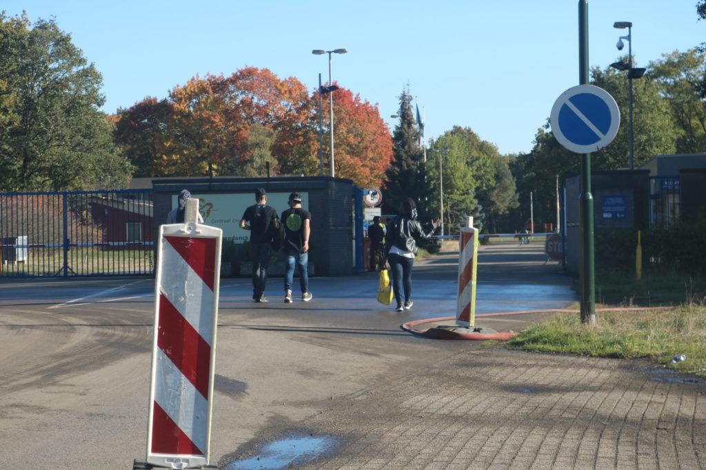 Azc asielzoekerscentrum Budel school Ketenmarinier