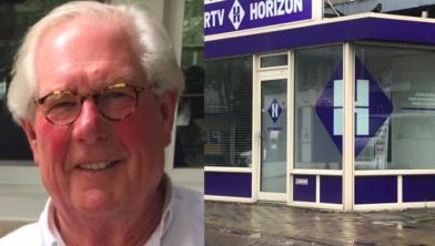 Jan Waterschoot, voorzitter van RTV Horizon