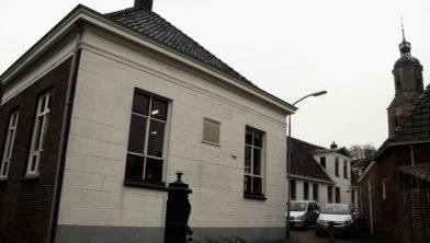 Dorpshuis Eenrum, aan de Oude Schoolgang