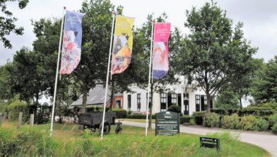 Landgoed Verhildersum, locatie voor de vrijwilligersmiddag