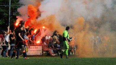 Harde kern FC LEO ook naar Kloosterburen