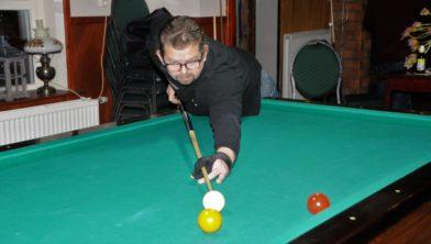 Martin Meerstra speelde een thuiswedstrijd