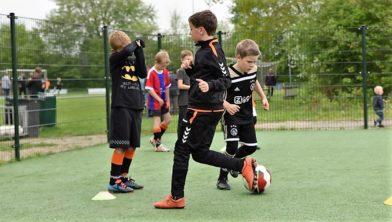 Jeugdvoetbalclinic FC LEO, 1 mei 2019