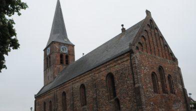 De kerk in Ulrum waar de Afscheiding begon.