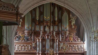 Hinsz-orgel Petruskerk Leens