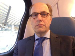 gerhard prinsjesdag trein
