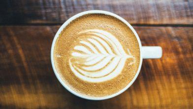 DE-punten voor koffie.