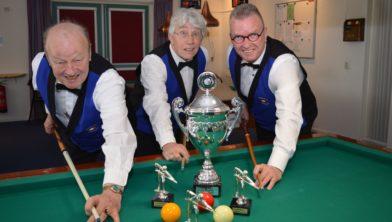 Driebanders Boerhoorn Zuidwolde kampioen
