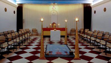 Tempel Vrijmetselaarsloge 'Moed en Volharding'