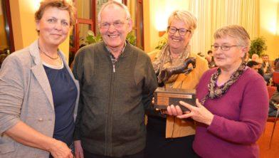 De organisatie van de Ouderendag won het laatste Raspaard.