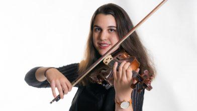 Selma Suruliz is leerling van Hellen Hoorn.