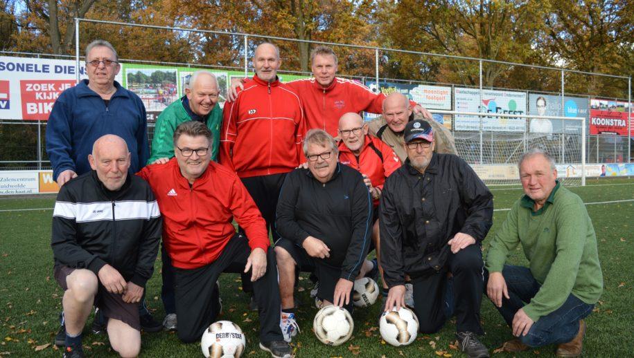 Training Oldstars vv Zuidwolde