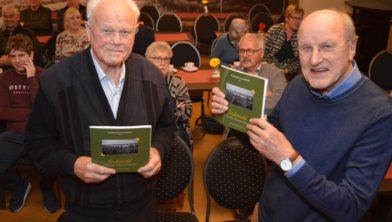 Roelof Hein (links) en Henk van Goor.