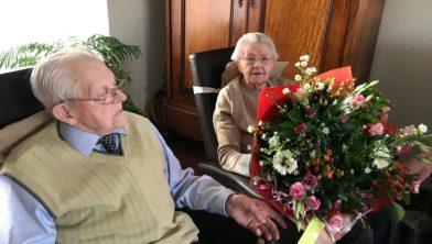 100 jaar getrouwd