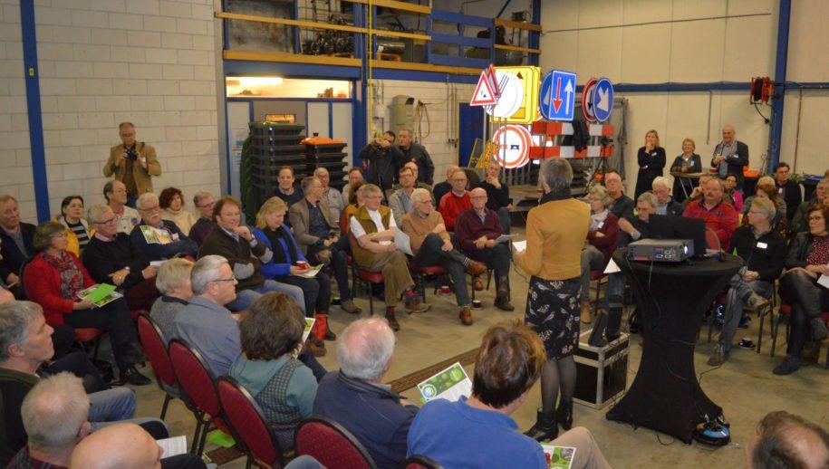 Dialoogbijeenkomst afval in Milieustraat