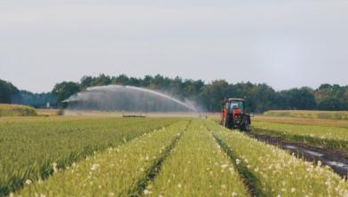 Aanpak problemen agrarische sector.