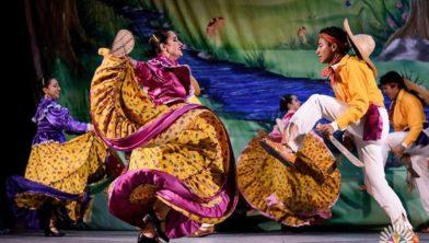 Mexicaanse dans.