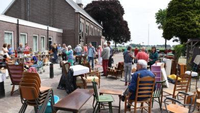 Rommelmarkt (foto ter illustratie)..