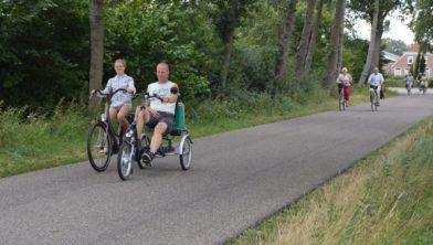 Lekker fietsen vanuit Zuidwolde.