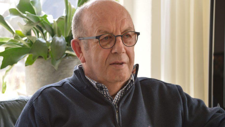 Hendrik-Jan Scheper: 1943-2019.