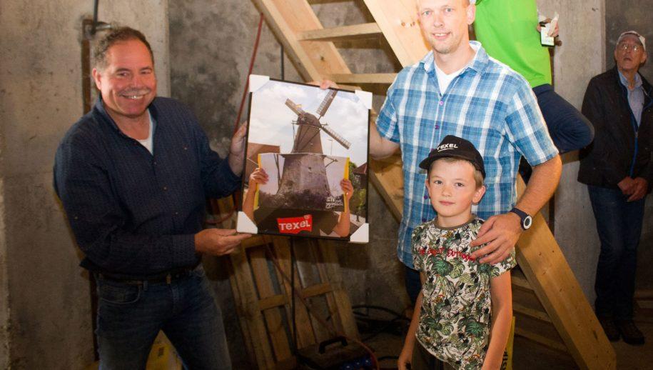 Winnaar Lex Huiskamp (rechts).