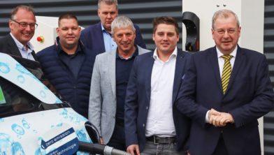 Drenthe krijgt waterstofvulpunten.