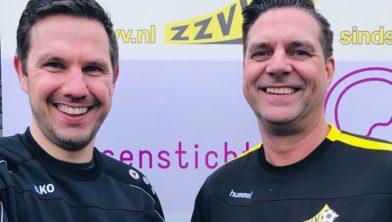 Marlon Kruis blijft bij ZZVV.