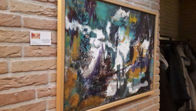 Werk van Janny Bakker.