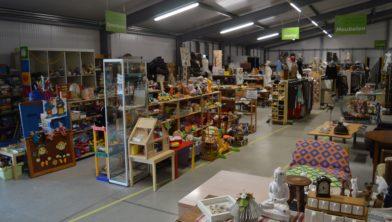 Kringloopwinkel De Wolden.