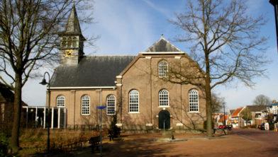 Hervormde kerk Zuidwolde.