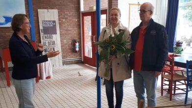 De 1000ste bezoeker kwam uit Emmen.
