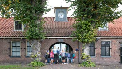 Arendsvleugel bezoekt Gevangenismuseum.