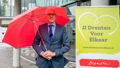 Start campagne Drenten voor elkaar.