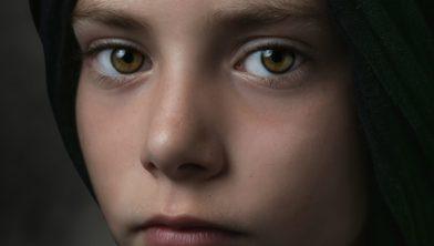 Kinderportret.