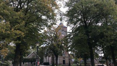 Mariakerk Ruinen.