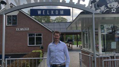Theo van 't Zand vertrekt bij Wacker.