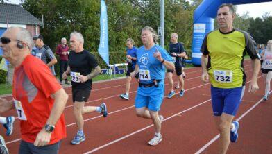 Start van de AH Elzinga Reest Run van 2017.