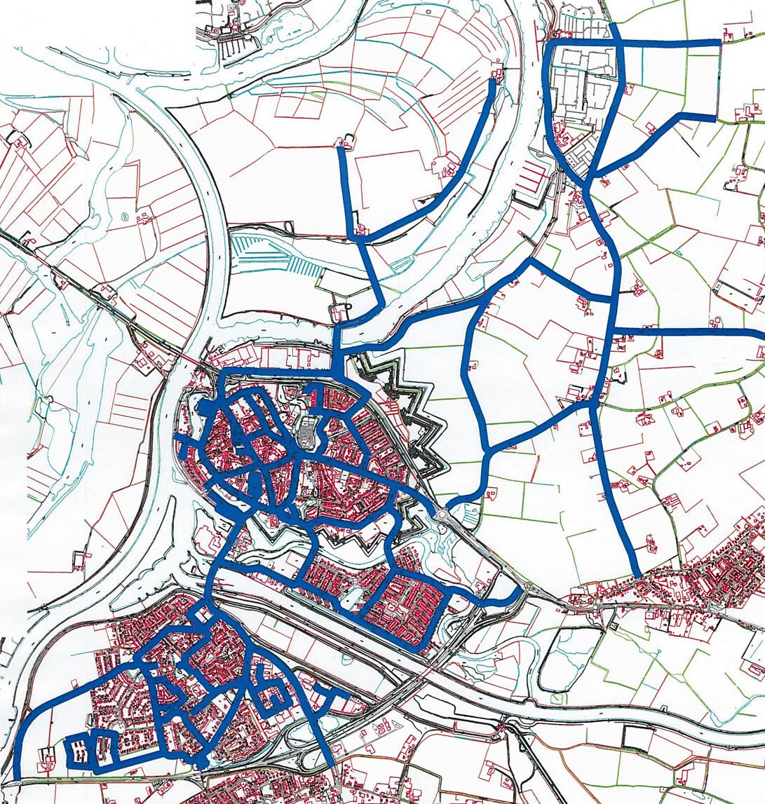 Strooiroutes gemeente Doesburg