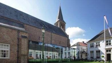 Gasthuiskerk Doesburg theater en multifunctioneel cultureel centrum in Doesburg