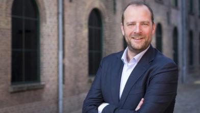 Gijs van Zon, nieuwe cirecteur HR-Services bij HLBvan Daal