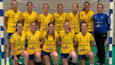 Dames 1 H.V. Dongen (seizoen 2020/2021)