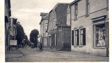 Grotestraat Ede 1915