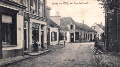 Grotestraat-Ede 1920
