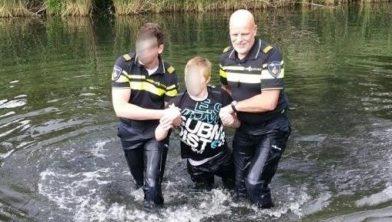 Facebook Politie Ede