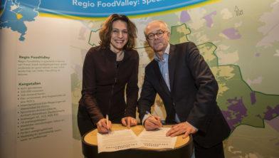 Nijmegen - Gelders Energieakkoord. Foto: Rob Voss - www.robvoss.nl