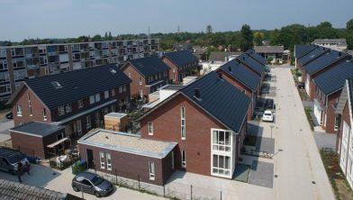 Foto:Nieuwe woningen Ede ter illustratie.