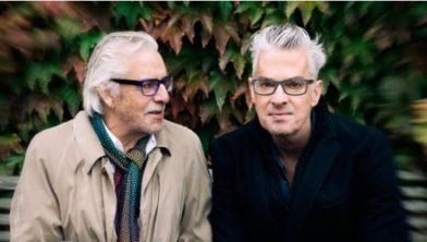 Vader en zoon Siebelink