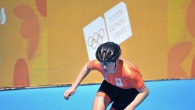 1a229a26824 Marit van Beijnum 11e op Jeugd Olympische Spelen - Ede