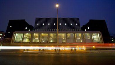 architectuur/kleur Huis der Provincie