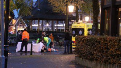 Ongeval Centrum Lunteren